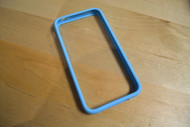 Apple OEM iPhone 4 Bumper Blue MC670ZM/B Case Cover Fitted - DD650838