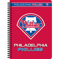 Cr Gibson 5 X 7 Inches Personal Spiral Notebook Philadelphia Phillies - DD651469