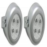 Sound Sensor Spotlights Set Of Two Lights 2 - DD651489