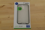 Belkin Air Protect Grip Candy Protective Case For Galaxy S5 Clear - DD651705
