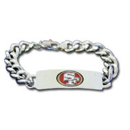 San Francisco 49ERS ID Bracelet Small - DD651806
