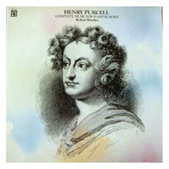 Henry Purcell Complete Music For Harpsichord Woolley By Robert Woolley - EE651908