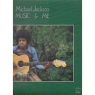 Music & Me Vinyl By Michael Jackson On Vinyl Record Lp - EE651910