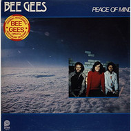 Bee Gees Peace Of Mind By Bee Gees On Vinyl Record Lp - EE651909