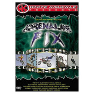 Adrenaline Fix White Knuckle Extreme On DVD - DD652183