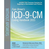 ICD-9-CM Coding Handbook Without Answers 2015 Rev Ed Brown ICD-9-CM - DD653136