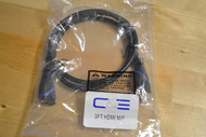 3FT HDMI Male To HDMI Female Cable Extension Breakaway Cable - DD653160
