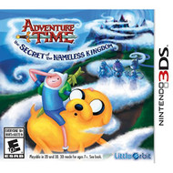 Adventure Time: The Secret Of The Nameless Kingdom Nintendo For 3DS - EE653235