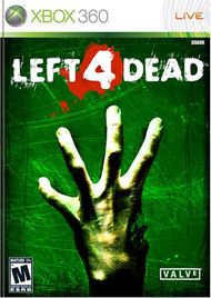 Left 4 Dead For Xbox 360 Shooter With Manual And Case - EE653537