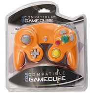 Generic Orange Spice Controller Pad For GameCube And Wii - ZZ654025