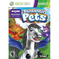 Fantastic Pets For Xbox 360 With Manual And Case - EE654279