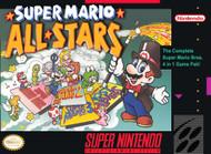 Super Mario All Stars For Super Nintendo SNES Platformer - EE654460