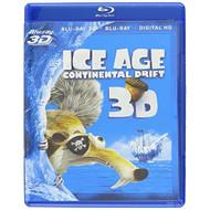 Ice Age: Continental Drift 3D On Blu-Ray - DD654513