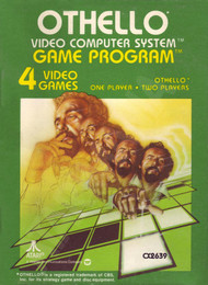 Othello For Atari 2600 Vintage - EE654573