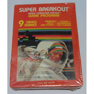 Super Breakout For Atari Vintage Arcade - EE654577