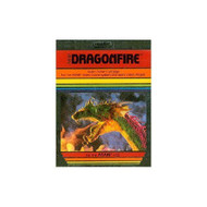 Dragonfire 2600 For Atari Vintage - EE654587