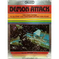 Demon Attack For Atari Vintage Shooter - EE654588
