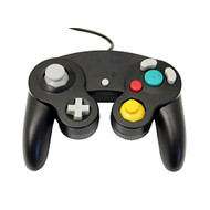 GameCube USB Controller Black For Windows MAC And Linux By Mars - ZZZ99097