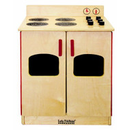 ECR4KIDS Birch Kitchen Playsets Natural Toy - DD655289