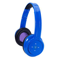 Craig Bluetooth Stereo Headphone-Blue Earphones Headphones Wireless  - DD655741