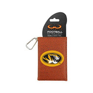 NCAA Missouri Tigers Classic Football ID Holder One Size Brown - DD655767