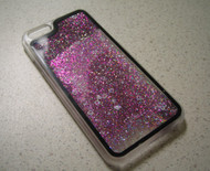Pilot Electronics iPhone 6 6S Glitter Case Pink Hearts Cover Fitted CA - DD655955