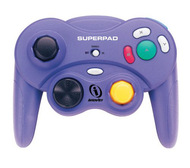 Superpad Controller By Interact For GameCube Gamepad - EE656043