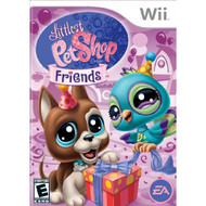 Littlest Pet Shop Friends For Wii - EE656192