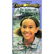 A Picture Of Freedom: The Story Of Clotee A Slave Girl Dear America On - D656413