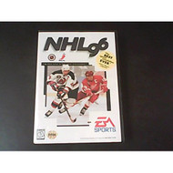 NHL '96 For Sega Genesis Vintage Hockey With Manual and Case - EE656490