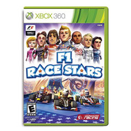 F1 Race Stars For Xbox 360 Racing With Manual and Case - EE656692