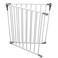 Dreambaby L1950 Royale Converta Gate 2 Panel Extension White - DD656861