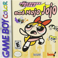 The Powerpuff Girls: Bad Mojo Jojo On Gameboy Color - EE657003