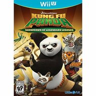 Kung Fu Panda: Showdown Of Legendary Legends For Wii U With Manual and - EE657304