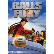 Balls Of Fury Widescreen Edition On DVD With Christopher Walken - XX657364