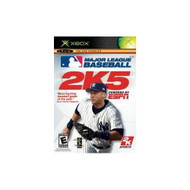 Major League Baseball 2K5 Xbox For Xbox Original With Manual And Case - EE657462