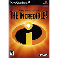 The Incredibles For PlayStation 2 PS2 - EE657530