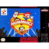 Animaniacs For Super Nintendo SNES - EE657630
