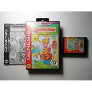 The Berenstain Bears Camping Adventure For Sega Genesis Vintage - EE657732