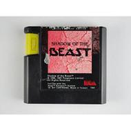 Shadow Of The Beast For Sega Genesis Vintage - EE657746