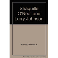 Shaquille O'neal And Larry Johnson By Brenn Book Paperback - D657937