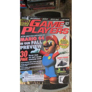 Game Players Magazine Issue 87 August 1996 Aug 1996 Mario N64 Olympics - D657958