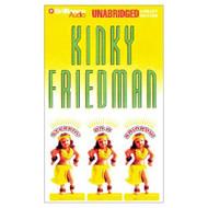 Steppin' On A Rainbow Kinky Friedman Novels By Friedman Kinky Hill - D658074