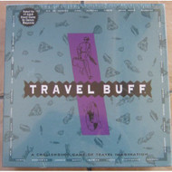 Travel Buff A Challenging Game Of Travel Imagination Board Game - DD658244