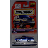 Matchbox 1999-60 Of 100 Series 12 Speedy Delivery 1970 El Camino 1:64 - EE658250