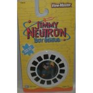 Jimmy Neutron Boy Genius View-Master 3 Reel Set 21 3D Images Toy - EE658272