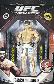 Deluxe UFC Figure Series Forrest Griffin Toy Wrestling - EE658402