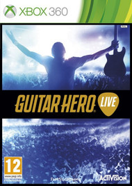 Guitar Hero: Live For Xbox 360 Game Only Music - EE658406