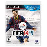 FIFA 14 For PlayStation 3 PS3 Soccer With Manual And Case - EE658522