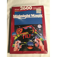 Midnight Magic For Atari Vintage With Manual and Case - EE658603